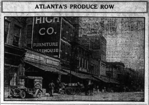 Atlanta's Produce Row